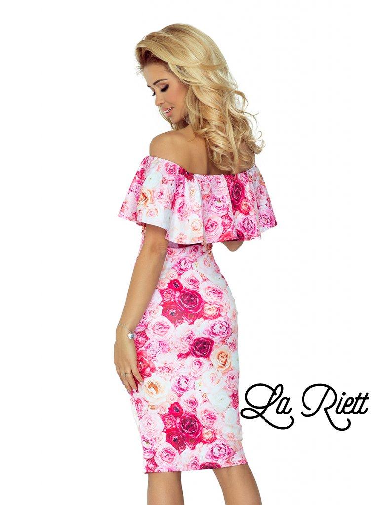 Dámske šaty - ruže 138-6 - www.sonya.sk 9c135343c8