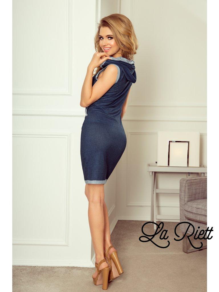 458a5fa11 Jeansove športové šaty 202-3 - www.sonya.sk